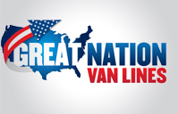 GreatNationVanLines Logo