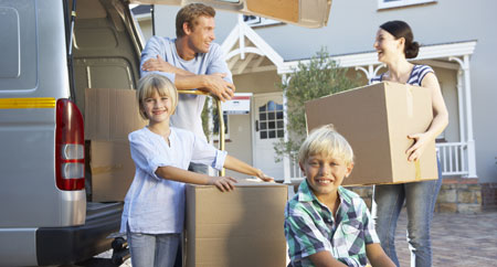 Affordable Maryland Moving Services